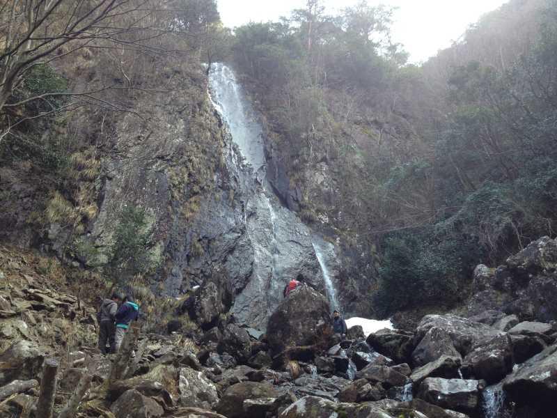 編妙の滝4