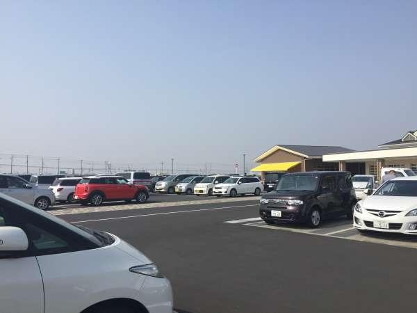 JA兵庫南のにじいろふぁーみん駐車場