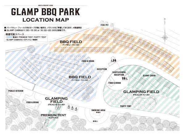 glamping-map