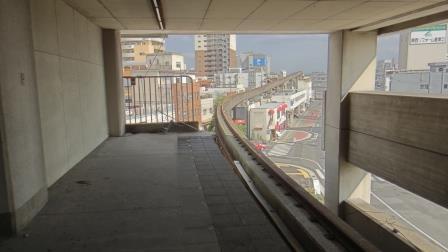 himeji monorail kengaku - 【地域】姫路モノレール「大将軍駅」その後どうなった? 高層ビルを貫くユニークな駅