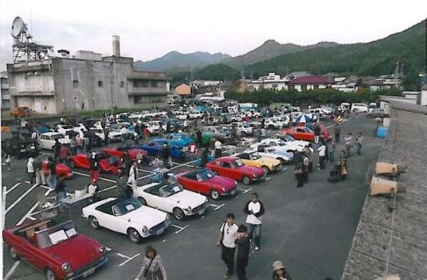 nakahyogo-classic-car-festival